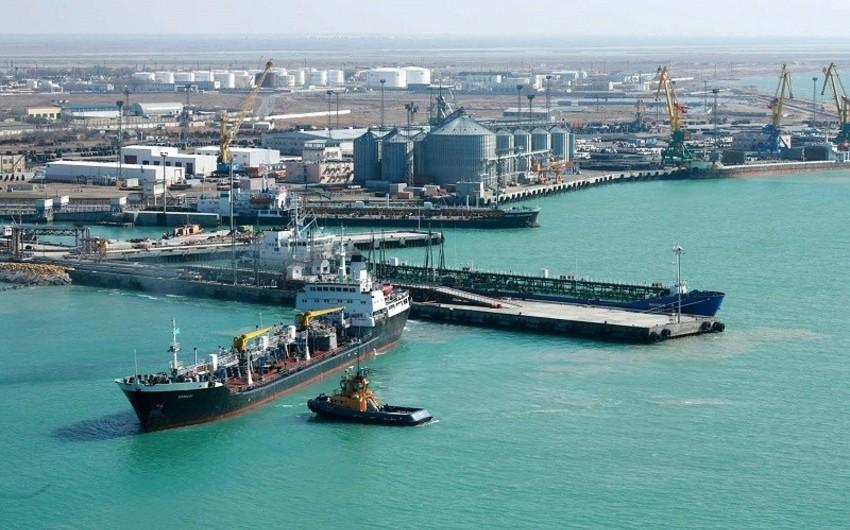 Министр индустрии: Объемы транспортировки грузов через морские порты Казахстана выросли втрое