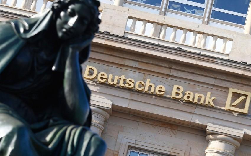 Deutsche Bank neft qiymətləri ilə bağlı proqnozlarını azaldıb