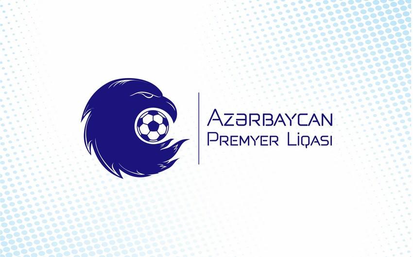 Azərbaycan Premyer Liqasında növbəti turun proqramı bilindi