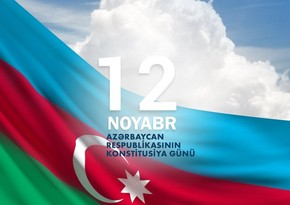 Azerbaijan marks Day of Constitution