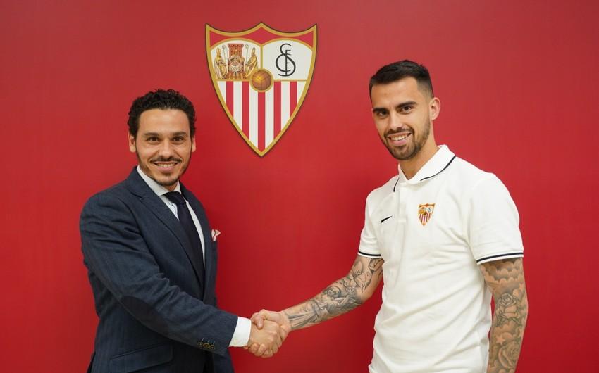 Sevilya Milanın futbolçusunu aldı