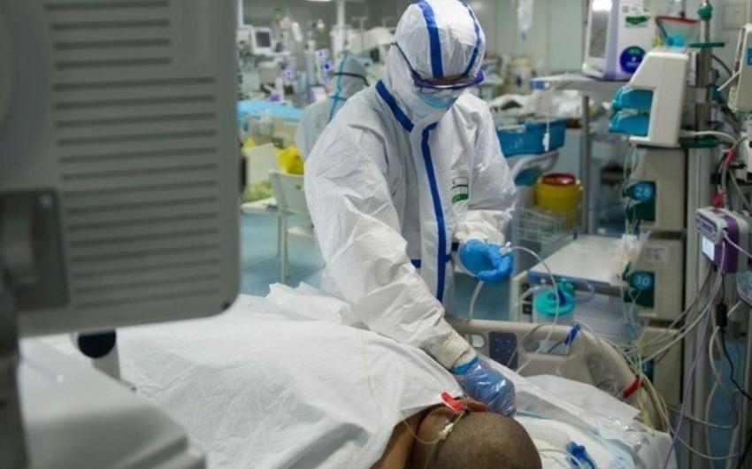 Türkiyədə koronavirusdan ölənlərin sayı 800-ü ötdü