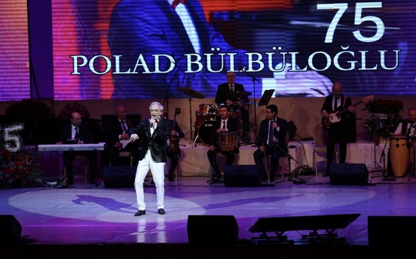 Polad Bülbüloğlunun yubiley konserti keçirildi - FOTO