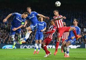 Лига чемпионов: Челси против Атлетико