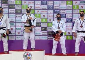 """World Masters"""": İki cüdoçumuz gümüş medal qazandı"""