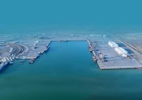 Bakı Limanının yük dövriyyəsi 20 % artıb
