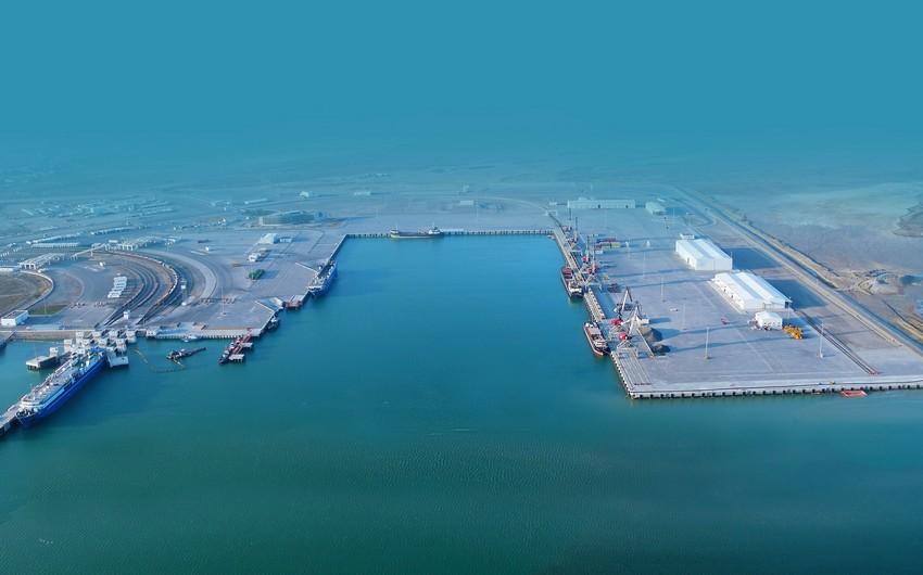 Bakı Limanının gəliri 37 % artıb