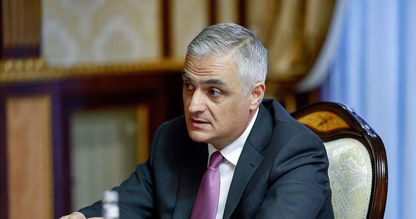 Вице-премьер Армении: Рабочая группа по разблокировке коммуникаций с Азербайджаном приблизилась к консенсусу