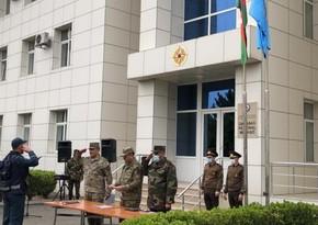 Azərbaycan Rusiya FHN-in bir qrup əməkdaşını təltif edib