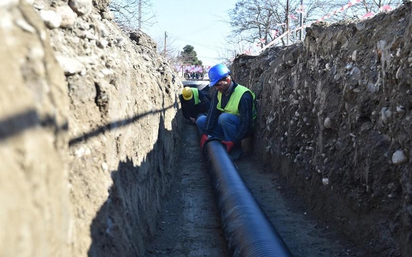 Nazirlik: 30-a yaxın şəhər və rayonda kanalizasiya sistemləri yetərli deyil