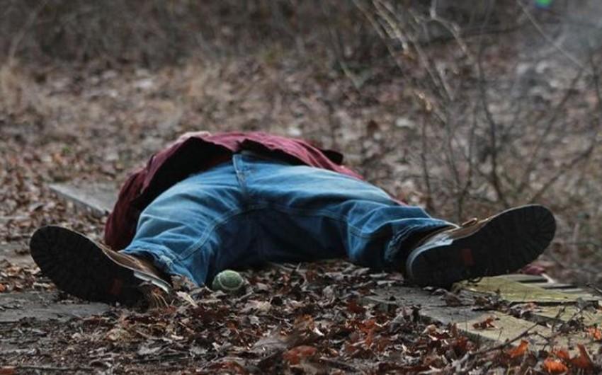 Qubada 38 yaşlı kişi çöldə ölü tapılıb