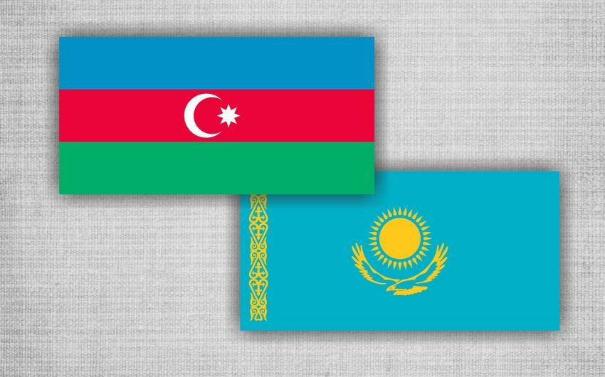 Azərbaycanla Qazaxıstan arasında ticarət dövriyyəsi azalıb