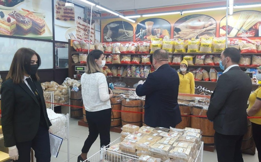 TƏBİB: В основном люди заражаются COVID-19 в маркетах, на панихидах