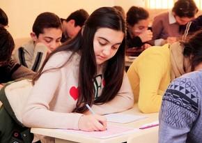 В Баку, Сумгайыте и Абшероне возобновляется традиционная форма обучения в V-IX классах