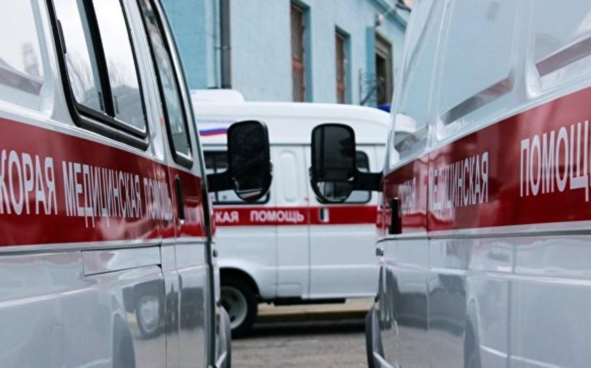 Həştərxanda yol qəzası olub, 6 nəfər ölüb, 3 nəfər yaralanıb