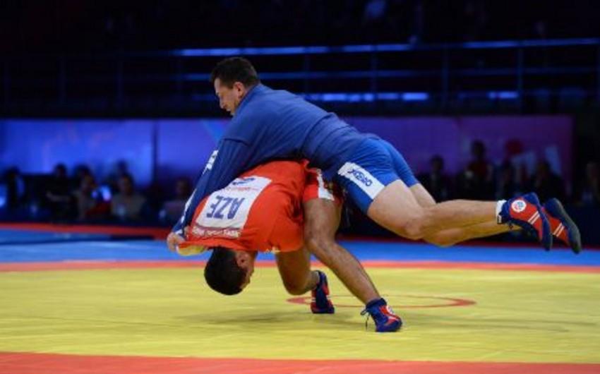 8 sambo wrestlers represent Azerbaijan at World Championship