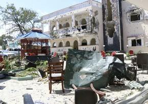Somali hotel attack: At least 10 killed