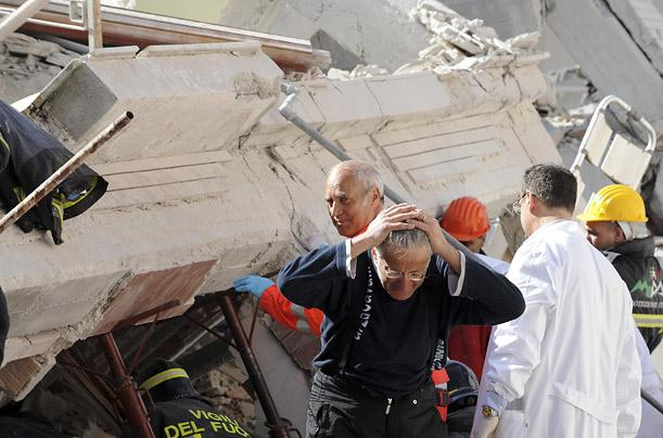 MFA: Investigation of existence of Azerbaijani citizens among victims and injured of Italy quake is underway