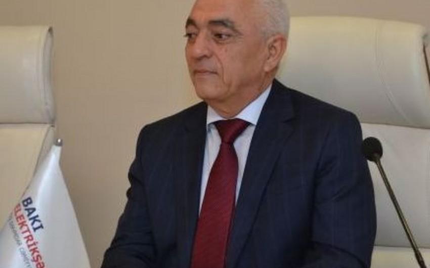 """Baba Rzayev: """"Azərişıq"""" əməkdaşlarının əmək haqqı 2 dəfədən çox artırılıb"""""""