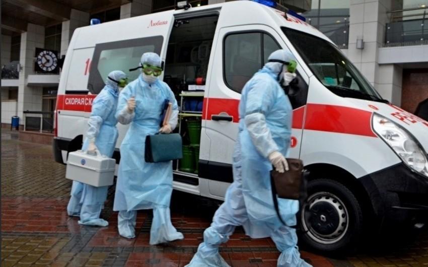 Rusiyada koronavirusa ilk yoluxma hadisəsi qeydə alınıb - VİDEO