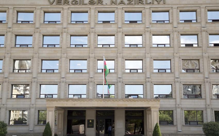 В Азербайджане налоговые поступления в госбюджет сократились на 5%