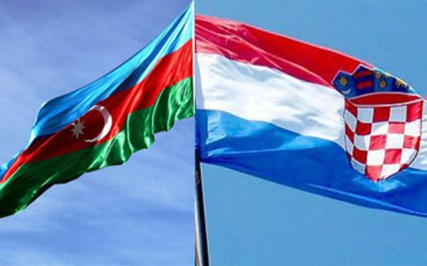 Azərbaycanla Xorvatiya arasında enerji sahəsində əməkdaşlıq imkanları müzakirə olunub
