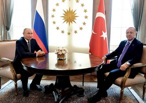 Ərdoğanla Putin Ermənistan-Azərbaycan gərginliyini müzakirə etdilər