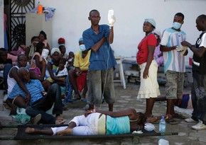 Холера унесла за месяц жизни 104 жителей Нигера