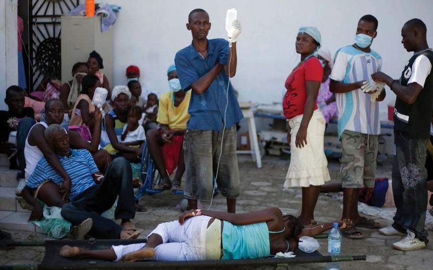 Nigerdə 104 nəfər vəba epidemiyasının qurbanı olub