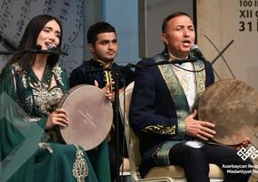 XII Qəbələ Musiqi Festivalı başa çatıb