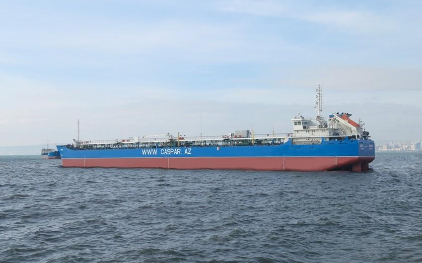"""""""Şuşa"""" tankeri təmir olunub"""