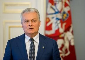 Президент Литвы утвердил состав нового правительства