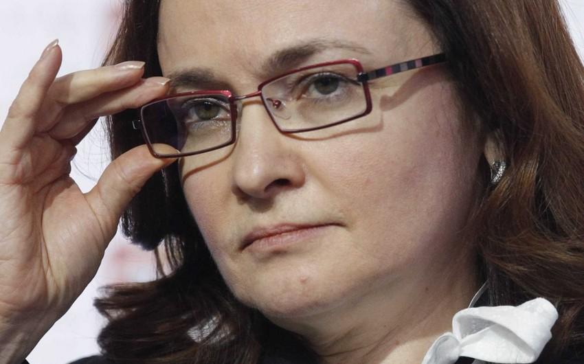 Elvira Nabiullina: Rusiyanın bank sektoru daha 2-3 il təmizlənəcək