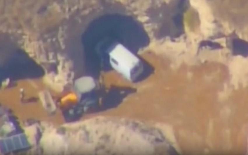 Боевики ИГИЛ в Сирии захватили у Ан-Нусры баллоны с хлором - ВИДЕО