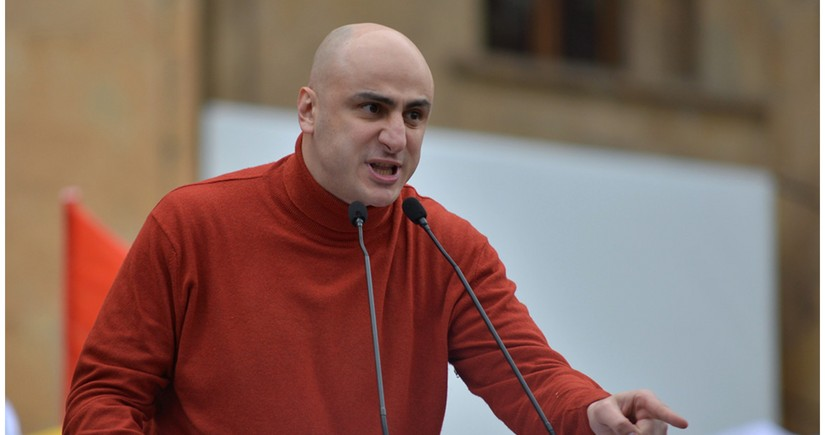 Georgian opposition party leader released