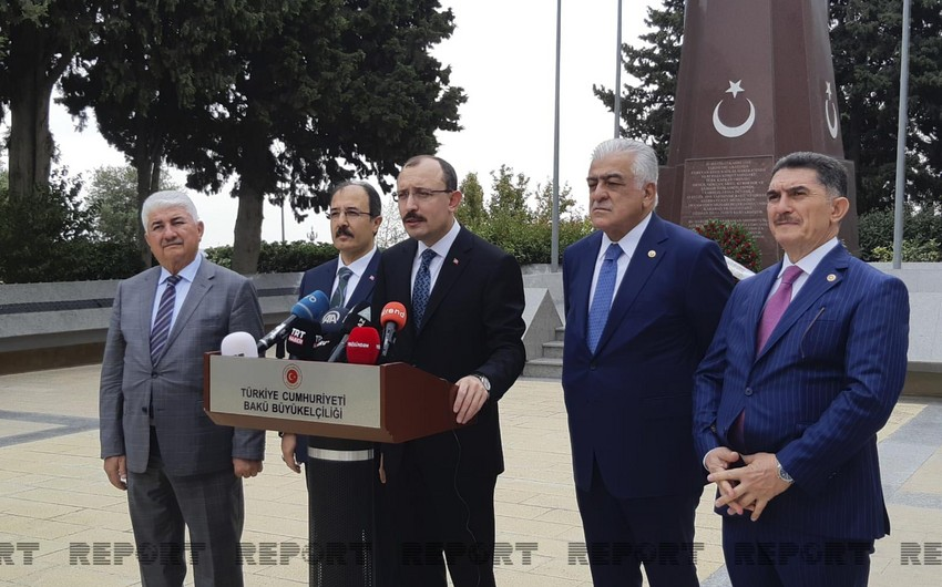 """Mehmet Muş: """"Türk Şurasının bugünkü tədbiri noyabrdakı zirvə görüşünə hazırlıqdır"""""""