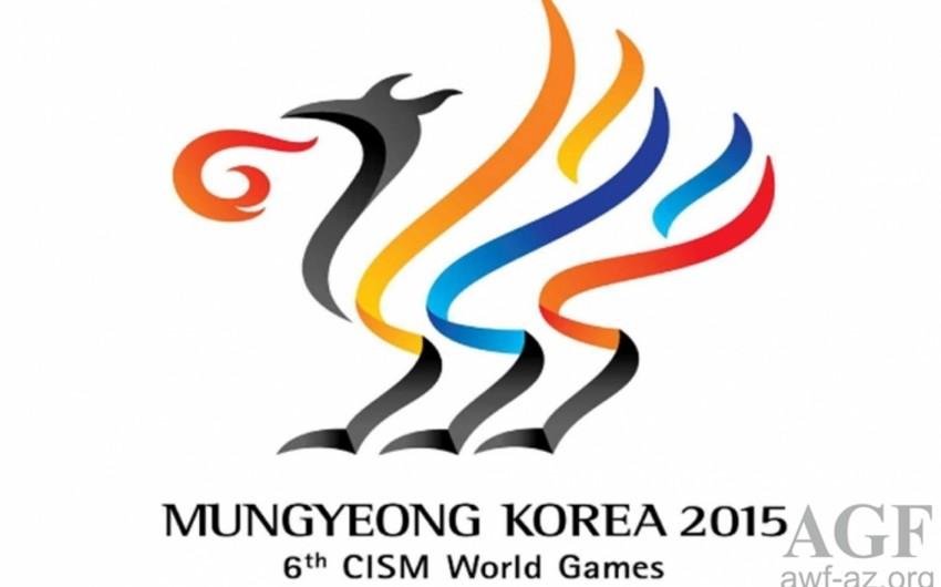 Azərbaycan komandası Hərbçilərin VI Ümumdünya Oyunlarını 12 medalla başa vurub