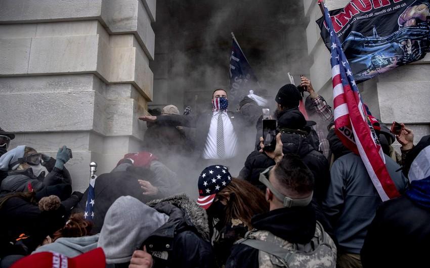 Израильский эксперт о штурме здания Конгресса США