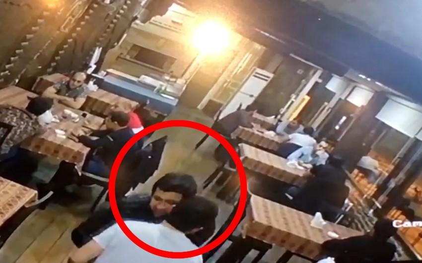 В Баку в кафе задержан больной коронавирусом