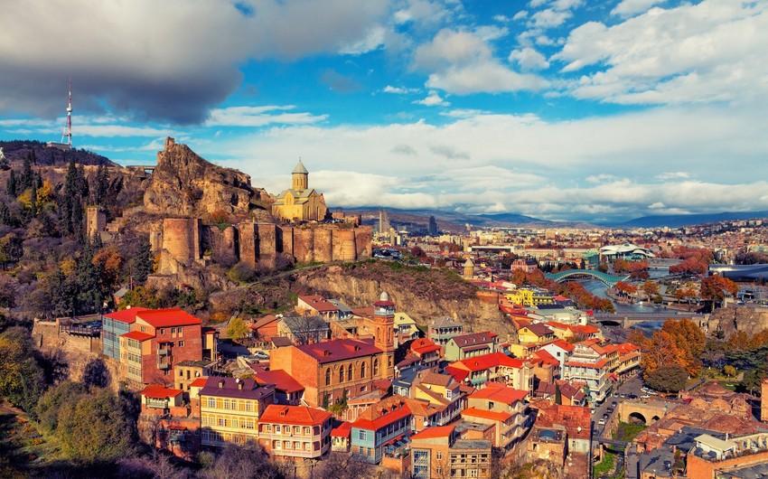 Gürcüstanın turizmdən gəliri azalıb