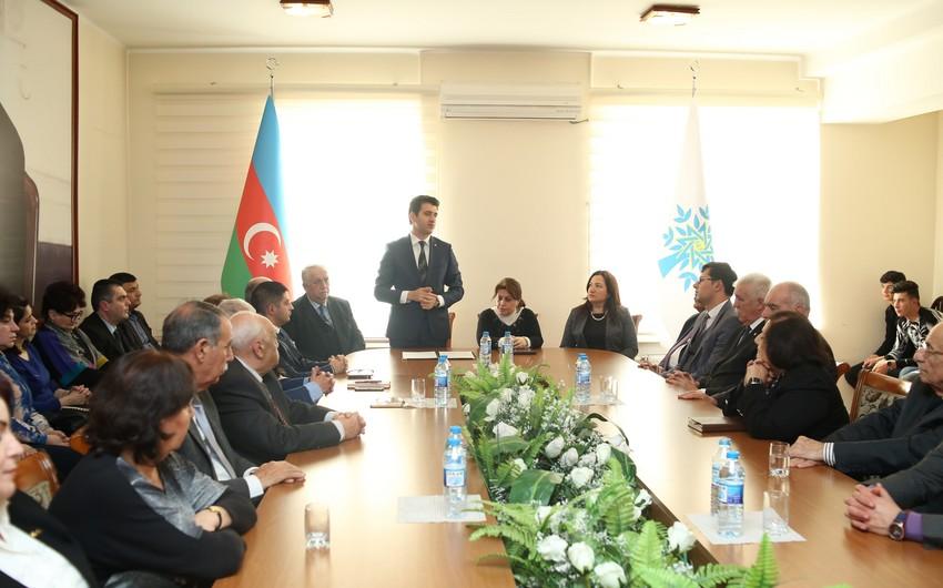 ПЕА провела в Гяндже конференцию, посвященную памяти Гейдара Алиева