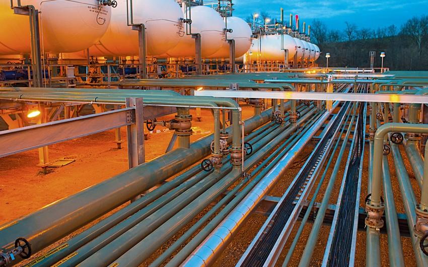 Азербайджан увеличил прокачку газа по магистральным газопроводам