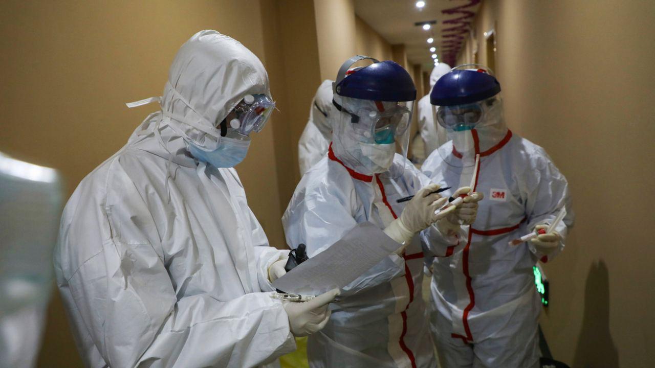 ВОЗ изучит причины резкого роста числа заболевших пневмонией в Казахстане
