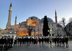 Türkiyəli gənclər Xocalıya ədalət tələb edir