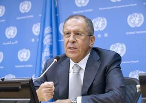 Лавров: С Пашиняном будет обсужден вопрос гуманитарного центра по Карабаху