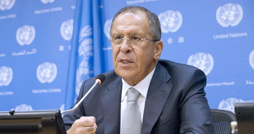 Sergey Lavrovla Taliban nümayəndələri arasında görüş başlayıb