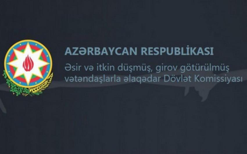 Dövlət Komissiyası: Ermənistan vətəndaşı Azərbaycana keçərkən saxlanılıb