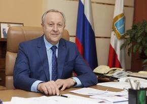 Rusiyada qubernator koronavirusa yoluxdu
