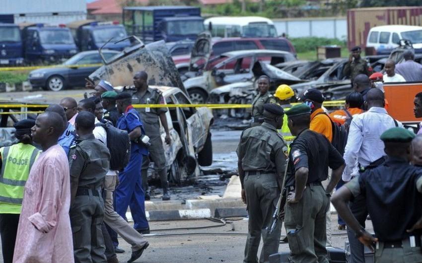 Nigeriyada 105 terrorçu öldürülüb