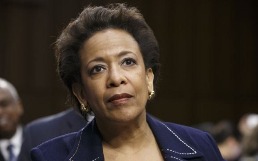 Loretta Linç ABŞ-ın baş prokuroru vəzifəsinin icrasına başlayır